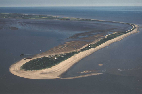 Spurn Head Spit. Coasts Case Study. AS geography ...